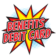 Benefits Debit Card