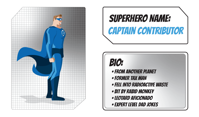 Captain Contributor Biography